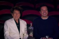 Watch Bob Dylan Watch Circus Performers With Jimmy Fallon