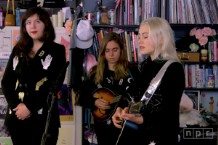 boygenius tiny desk concert video npr