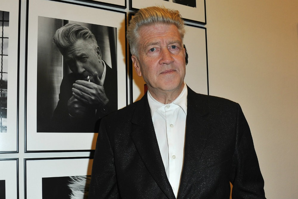 """David Lynch Directed 1992 Thought Gang Video for """"A Real Indication"""""""