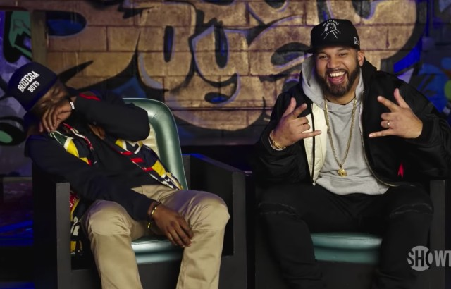 watch the first trailer for desus and mero s showtime show spin