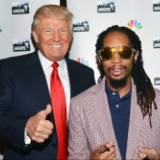 "Donald Trump On Celebrity Apprentice Contestant Lil Jon: ""i Don't Know Who Little John Is"""