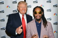 "Donald Trump on <i>Celebrity Apprentice</i> Contestant Lil Jon: ""I Don't Know Who Little John Is"""