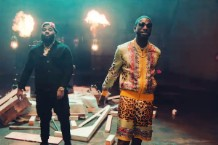 "gucci mane kevin gates ""i'm not goin"" video"