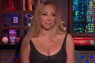 Mariah Carey Says She'd Like to Record a Song With Cardi B and Lil' Kim