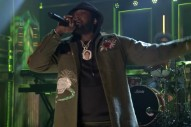Meek Mill Shares &#8220;Oodles O&#8217; Noodles Babies&#8221; and &#8220;Uptown Vibes,&#8221; Performs on <i>Fallon</i>