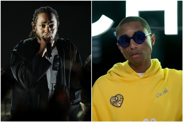 Kendrick Lamar Pharrell Williams Mike Will Made-It Creed II