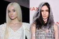 "Poppy Says Grimes ""Bullied"" Her During the Making of Their Song ""Play Destroy"""