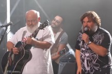 tenacious d jimmy kimmel live post-apocalypto performance