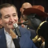 Watch Triumph The Insult Comic Dog Roast Ted Cruz To His Face