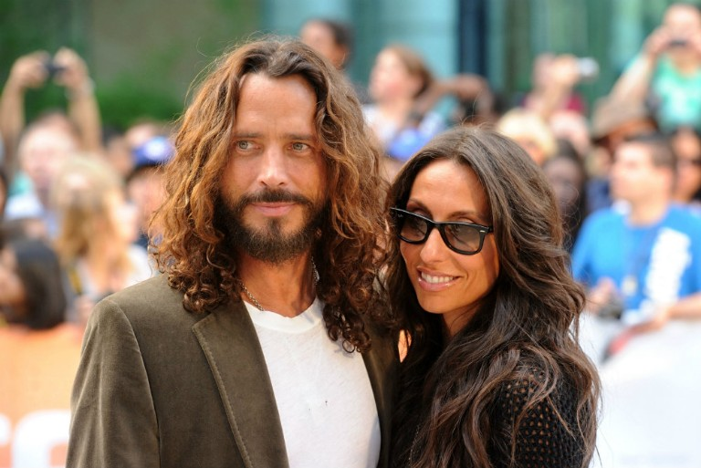 Chris Cornell's Wife Sues His Doctor for Malpractice