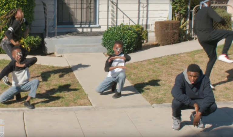 "vince staples ""FUN!"" video FM!"
