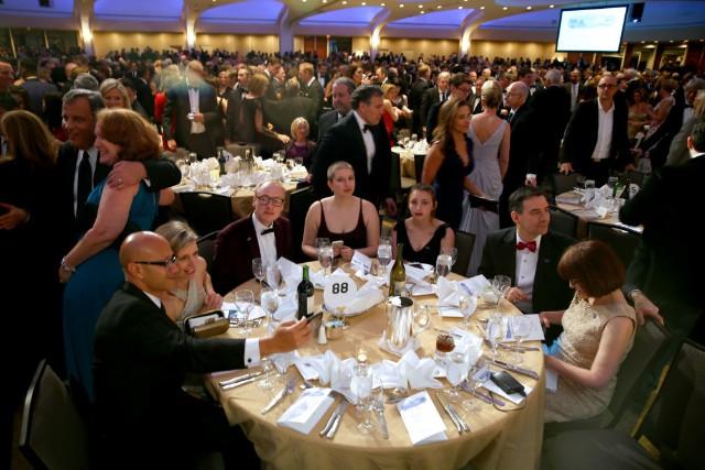Ron Chernow to Host 2019 White House Correspondents' Dinner