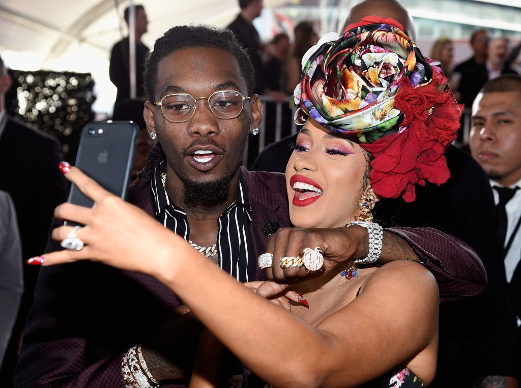 Cardi B Says She and Offset Have Separated   SPIN