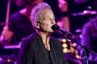 Lindsey Buckingham Says He's Settled His Lawsuit With Fleetwood Mac