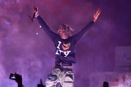 Travis Scott Announces 2019 <i>Astroworld</i> Tour Dates