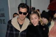 Watch Mark Ronson and Miley Cyrus Play &#8220;Nothing Breaks Like A Heart&#8221; on <i>The Graham Norton Show</i>