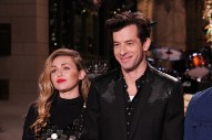 Watch Miley Cyrus and Mark Ronson Perform Two Songs on <i>SNL</i>