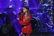 "Ariana Grande Cancels New Year's Eve Performance in Las Vegas, Citing ""Health Issues"""