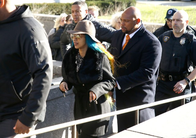 Cardi B Strip Club Assault Charges Court Appearance