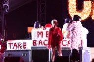 """Offset Crashes Cardi B's Rolling Loud Set: """"Take Me Back, Cardi"""""""