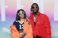 "Cardi B Changes ""Motorsport"" Lyric, Raps About Divorcing Offset"