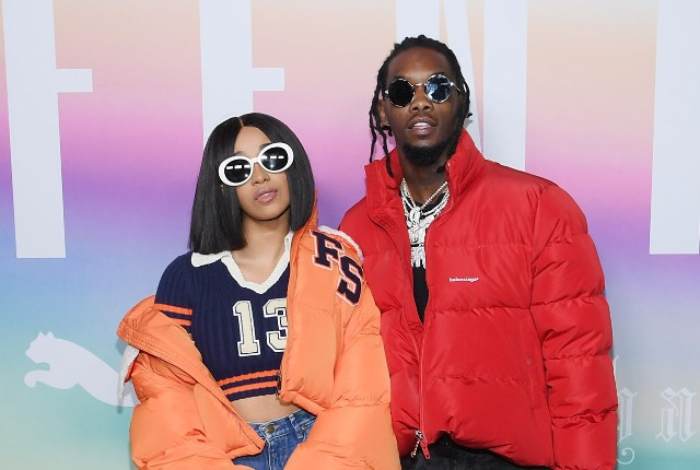 Cardi B Changes Motorsport Lyric Raps About Divorcing Offset Spin