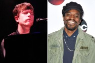 James Blake Previews Unreleased André 3000 Collaboration