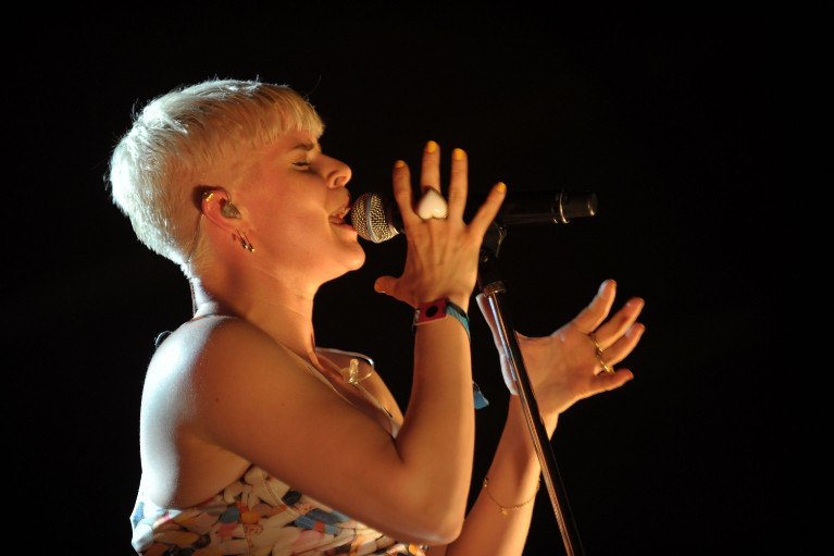 Robyn Live Lounge Wham! Last Christmas Listen