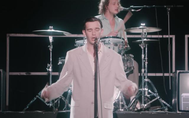 The 1975 Talking Heads Video Watch