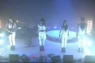 Watch Grimes&#8217; Ominous Performance of &#8220;We Appreciate Power&#8221; on <i>Fallon</i>