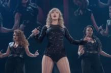 Taylor Swift Netflix Reputation Tour Movie