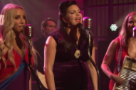 Watch Pistol Annies Rip Through &#8220;Got My Name Changed Back&#8221; on <i>Seth Meyers</i>