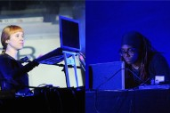 """Holly Herndon & Jlin's """"Godmother"""" Is a Dizzying Experiment in Posthuman Expression"""