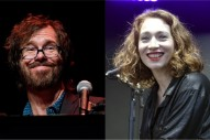 "Watch Ben Folds and Regina Spektor Perform Their <i>Hamilton Mixtape</i> Song ""Dear Theodosia"" with the National Symphony Orchestra"