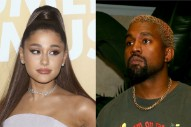 "Kanye West Responds to Ariana Grande's Tweet: ""Don't Use Me or This Moment to Promote a Song"""