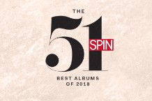 best albums of the year 2018 spin list staff picks ranked