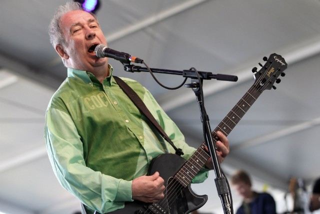 Buzzcocks frontman Pete Shelley dies aged 63
