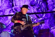 "Neil Young Calls Announcement of Bob Dylan London Show a ""Massive Fuck Up"""