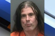 Cannibal Corpse Guitarist Tased and Arrested After Allegedly Charging Deputy With Knife