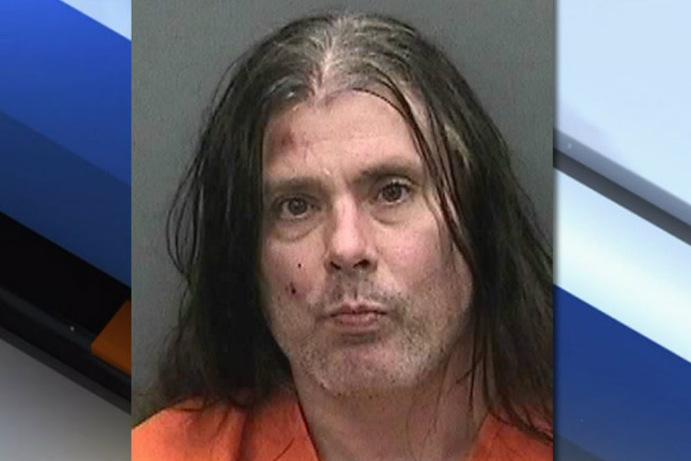 Cannibal Corpse's Patrick O'Brien Arrested After Charging Sheriff's Deputy with Knife