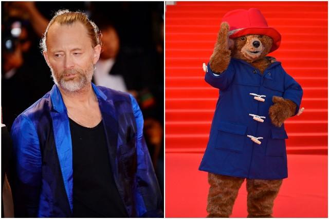 Thom Yorke Radiohead Paddington 2