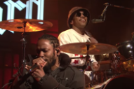 Watch Anderson .Paak Bring Out Kendrick Lamar to Perform &#8220;Tints&#8221; on <i>SNL</i>