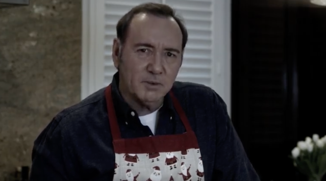 Kevin Spacey responds to impending sexual assault charge with weird video