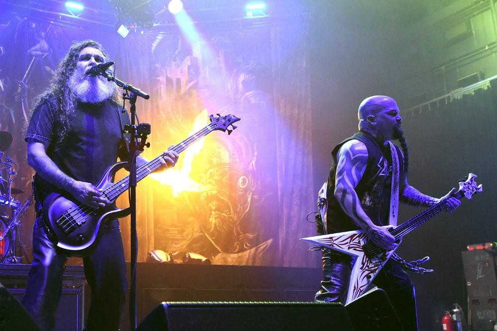 Slayer Extends Farewell Tour Into 2019