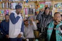 wu tang clan npr tiny desk concert video