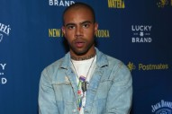 "Listen to Vic Mensa's New Rock Band 93PUNX Cover The Cranberries' ""Zombie"""