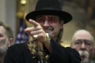 Kid Rock Ignites Controversy With Neon Butt Bar Sign