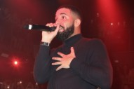 Drake Kisses and Gropes 17-Year-Old Girl in Newly-Surfaced Video