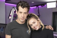 "Hear a New Acoustic Version of Miley Cyrus and Mark Ronson's ""Nothing Breaks Like A Heart"""