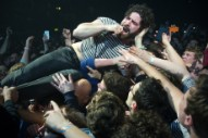 """Foals Announce 2 New Albums, Release """"Exits"""""""